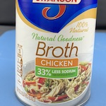 Chicken Broth Substitute
