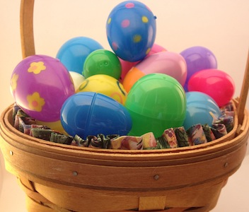 Plan an Easter Egg Hunt