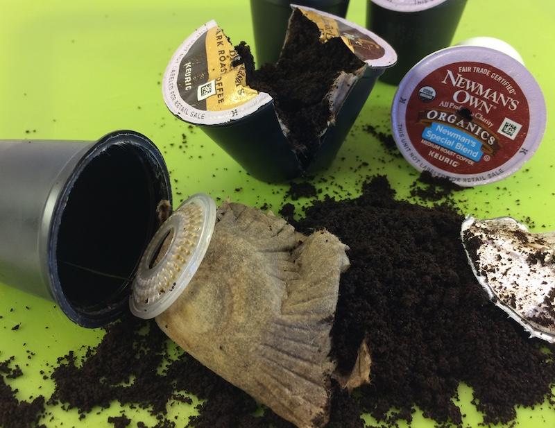Coffee Pod waste