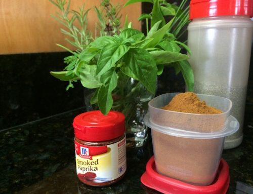 When to Add Spices
