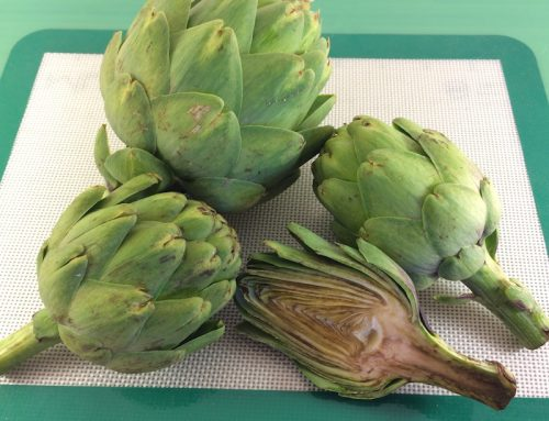 What are Baby Artichokes?