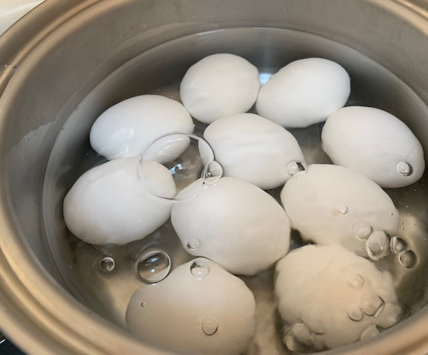 How Long to Boil Eggs