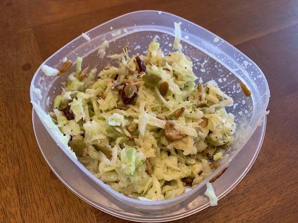 using food scraps