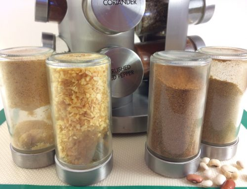 How to Keep Spices From Clumping