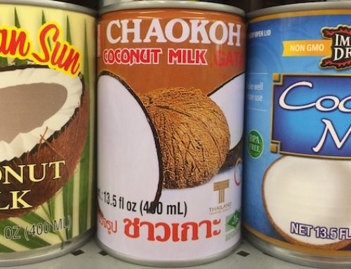 Coconut Water vs Coconut Milk vs Coconut Cream