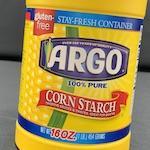 Corn Starch Substitutes