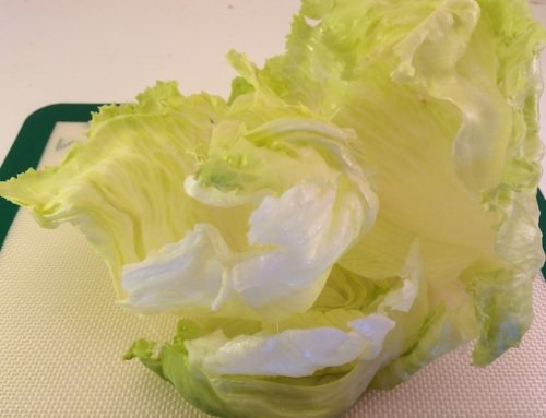 How To Turn Wilted Lettuce Into Crispy Lettuce