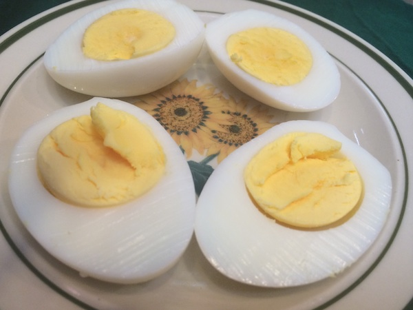 Make Deviled Eggs