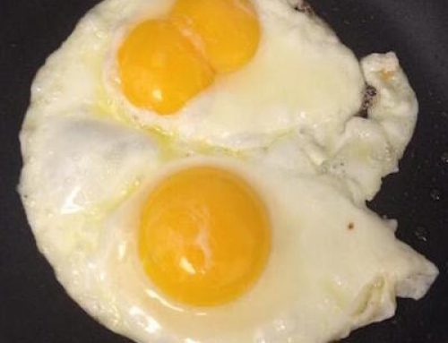 Yikes – Double Yolk!