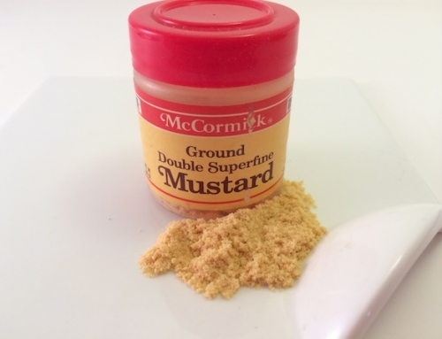 What Is Dry Mustard?