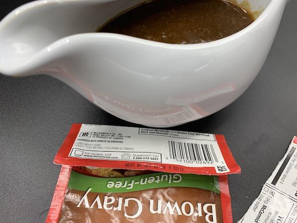 Expired Gravy