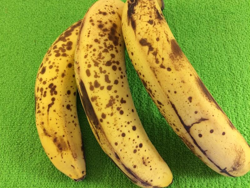 freeze bananas