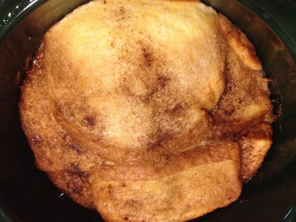 Crock Pot French Toast
