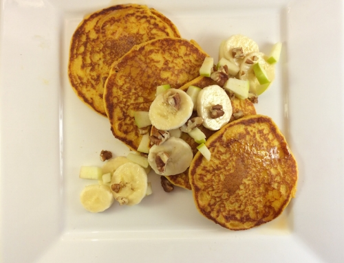 Healthy Pancakes – That Taste Indulgent!