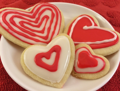 Icing Cookies – The Neat & Easy Way to Fabulous Hearts