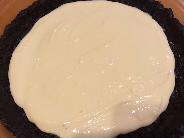 Kahlua Cream Cheese Pie