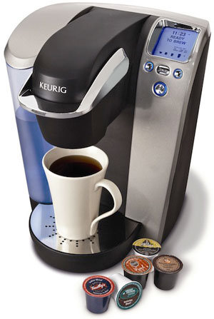 keurig won't work
