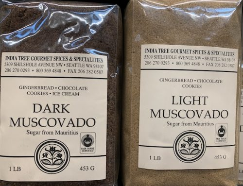 What is Muscovado?