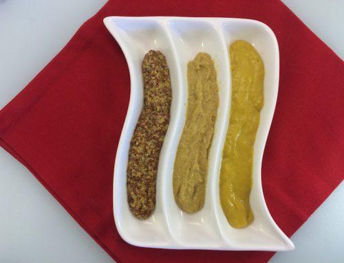 Mustard 101: Types of Mustard