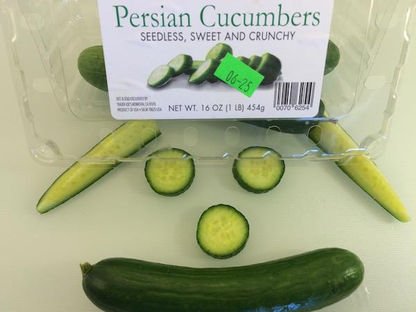 persian cuke