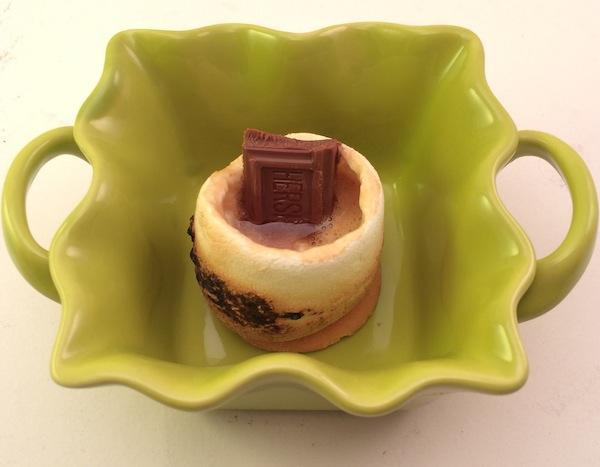 S'more dessert bites