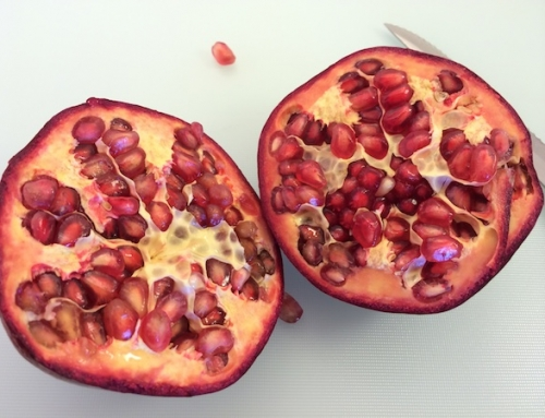 How To Eat a Pomegranate?