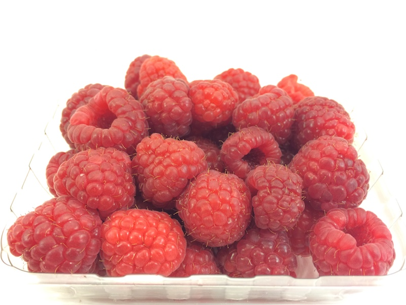 store raspberries