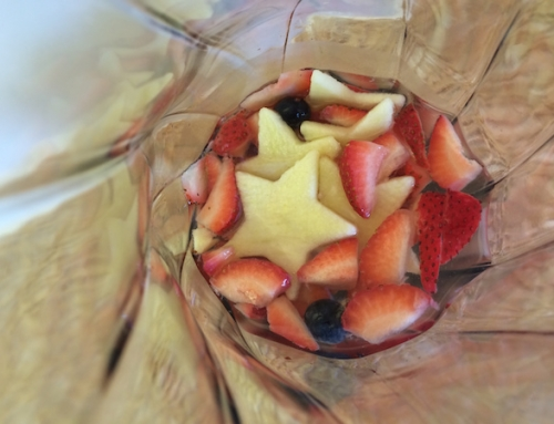 Most Patriotic Red, White & Blue Sangria Recipe You Will Ever Find