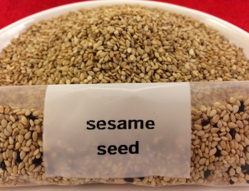 Shake Up Your Foods Using Sesame Seeds