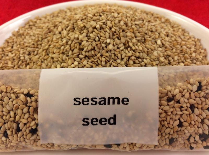 sesame seed uses