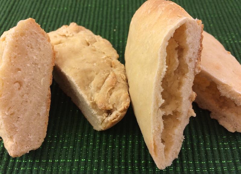 shamrock-bread