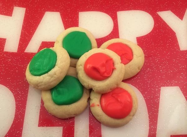 Christmas Cookie Shortbread Recipe 2 Ways