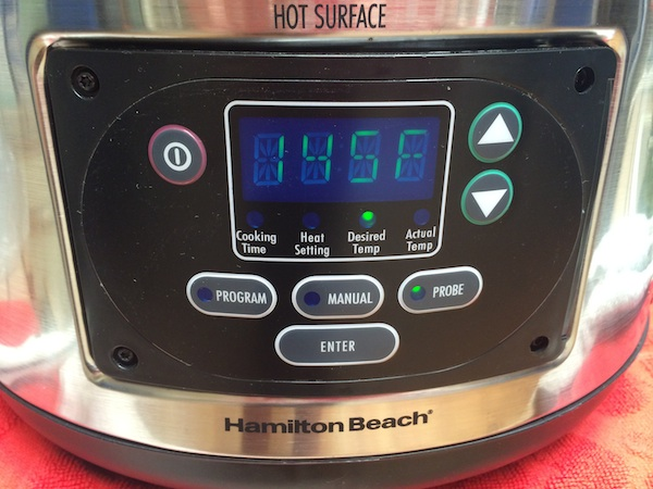 Hamilton Beach Slo Cooker