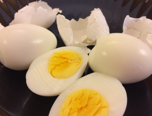 Why Do Older Eggs Make Better Hard Boiled Eggs?