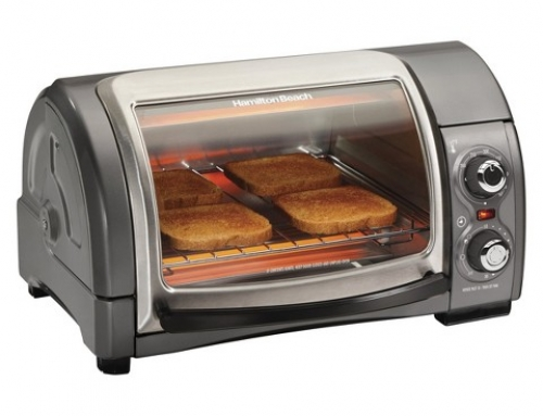 Hamilton Beach Easy Reach Oven