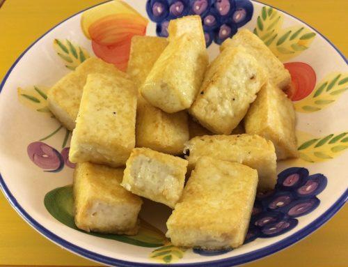Tastier Tofu