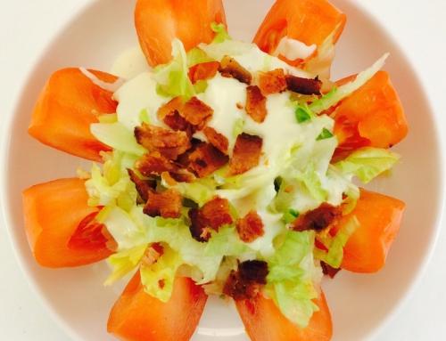 Tomato Wedge Salad