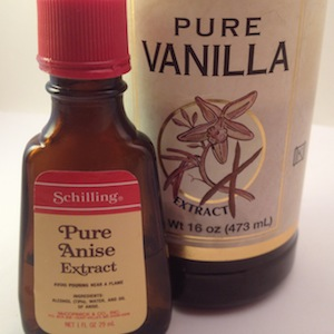 Substitutions For Vanilla And Other Extracts