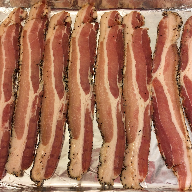 How Long to Cook Bacon in the Oven