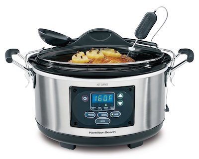 Slow Cooker Temperature