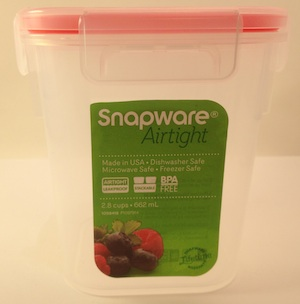 Snapware Airtight Food Containers