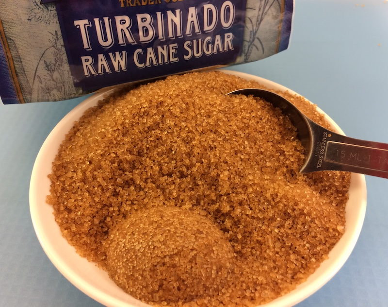 What is Turbinado Sugar?